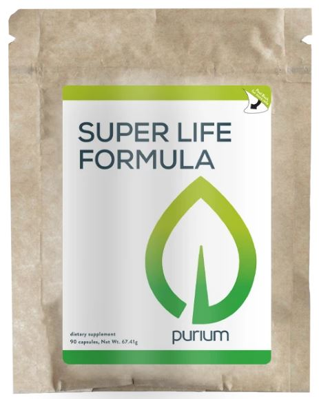 Purium Super Life Formula - Less than on Amazon