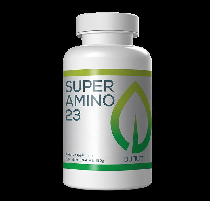 Purium Super Amino 23 - Less than on Amazon