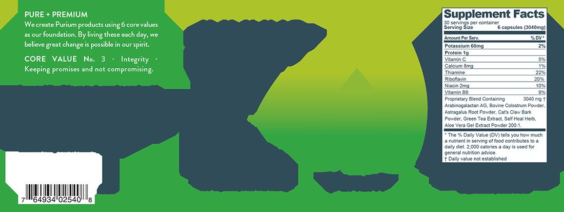 Purium Immuno-Max - Less than on Amazon