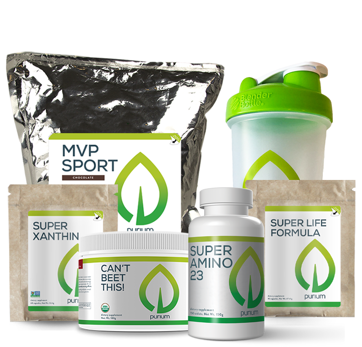 Purium Ten-Day Athletes