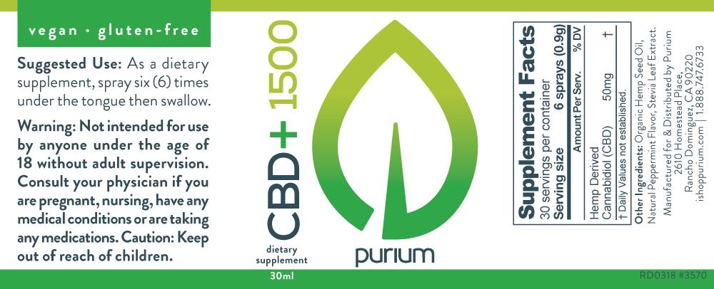 Purium 1500
