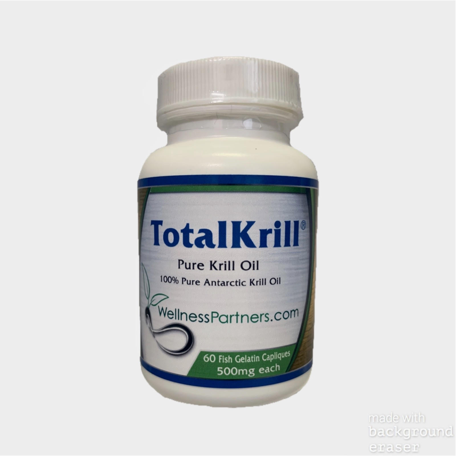 Krill Oil 3.6.9 Omega Krill Oil from Antarctic 1 month supply