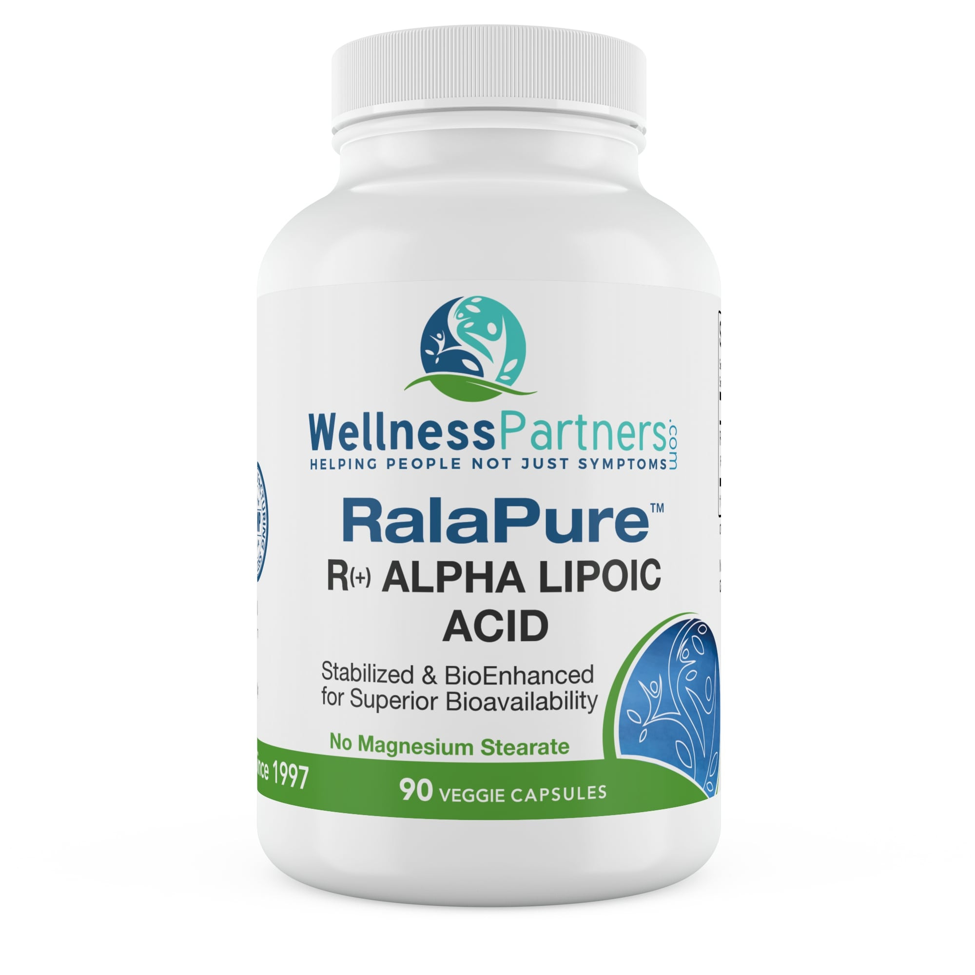 RalaPure Stabilized R-Alpha Lipoic Acid - ALA