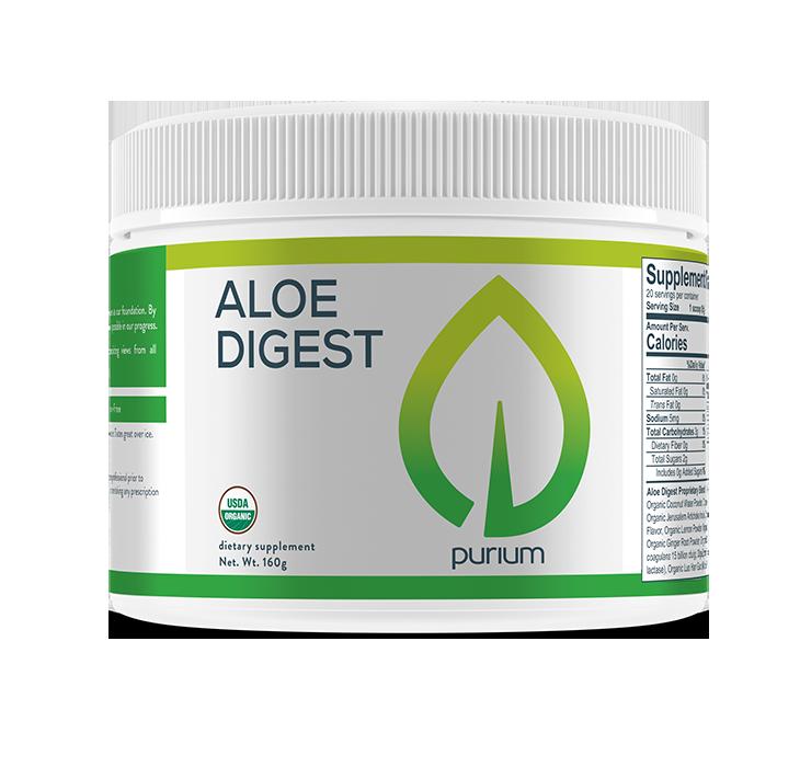 Purium Aloe Digest 20 servings