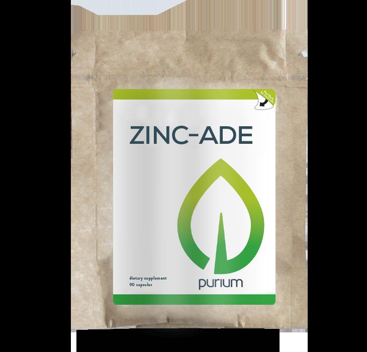 Purium ZinC-ADE - 90 ct