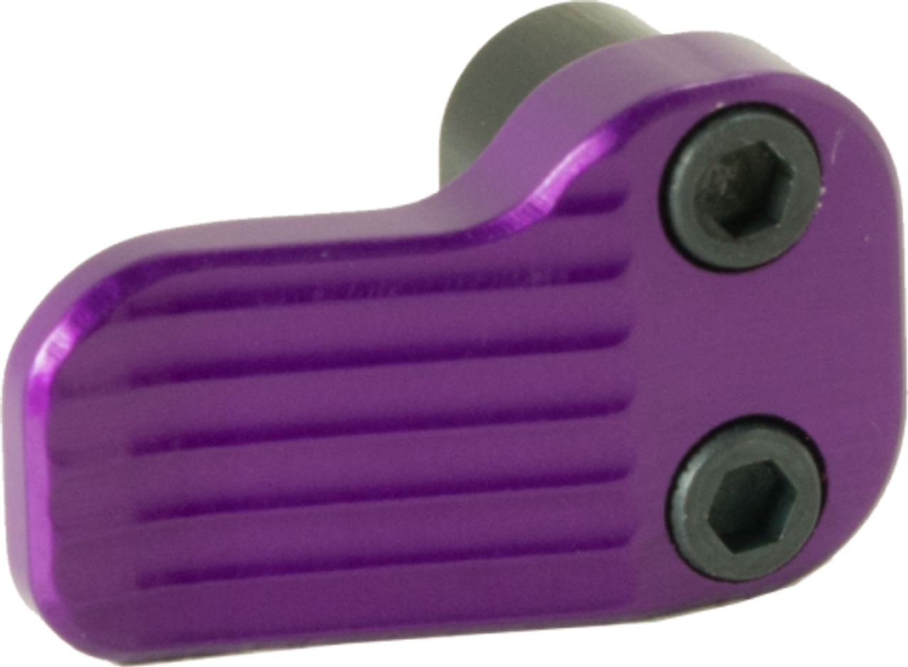 TIMBER CREEK AR EXTENDED MAGAZINE RELEASE - PURPLE ANODIZED