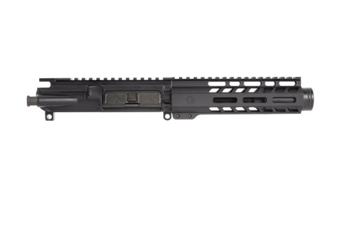 "5.5"" 9mm Ghost Firearms Flash Can Upper - Black"