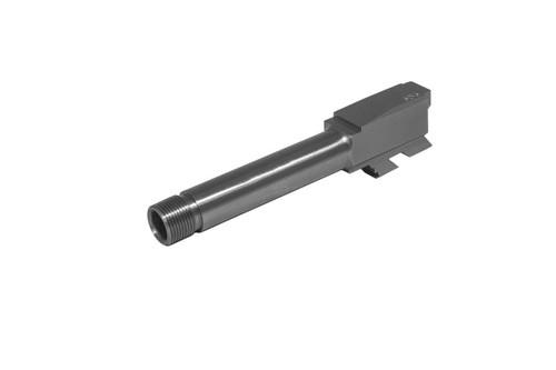 Glock 19 Threaded Barrel - Stainless Steel
