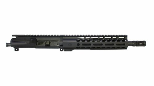 "Ghost Firearms 10.5"" .300 AR15 Upper Reciever - Black Anodized"
