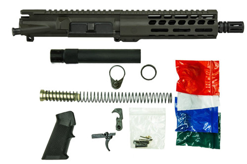 OD Green AR9 Pistol Build Kit from Ghost Firearms | Grid Defense