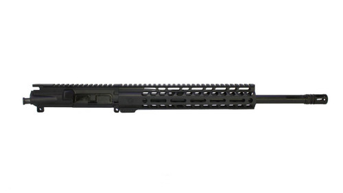 """Ghost Firearms Vital 16"""" 9mm Upper Receiver - Black Anodized"""