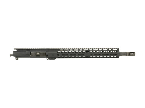 """Ghost Firearms 16"""" 5.56 NATO Upper Receiver with 14"""" M-Lok Hand guard - Black Anodized"""