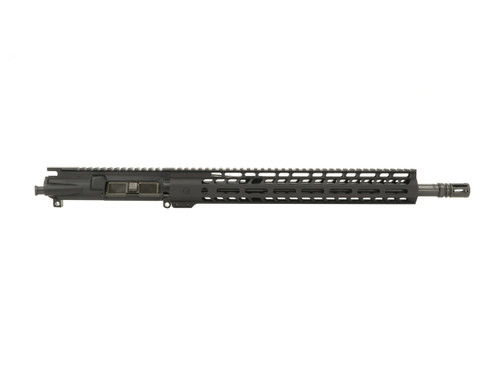 """Ghost Firearms 16"""" .300 Blackout AR15 Upper Receiver - Black Anodized"""