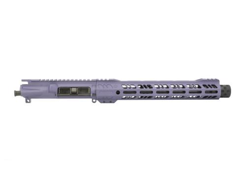"Tactical Grape Grid Defense 10.5"" .300 Blackout Upper"
