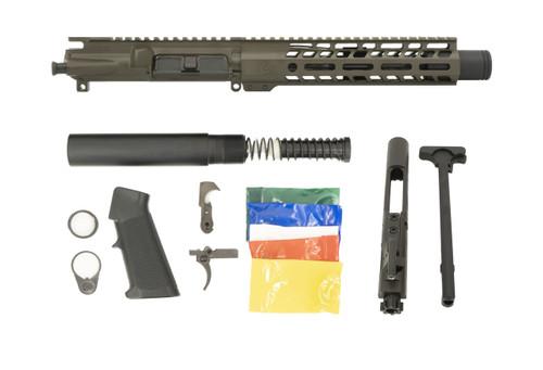 Ghost Firearms OD Green Flash Can Pistol Build Kit