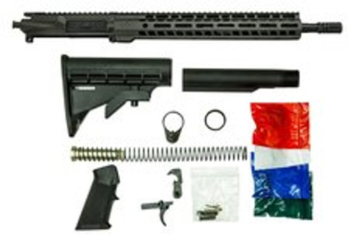 Magpul OD Green 9x19 para rifle build kit by Ghost Firearms