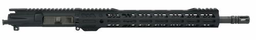 "16"" 7.62x39 Grid Defense Upper Receiver - Black"