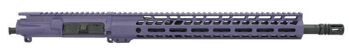 """Ghost Firearms 16"""" 9mm Upper Receiver - Tactical Grape"""