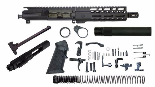 Ghost Firearms AR9 Pistol Build Kit