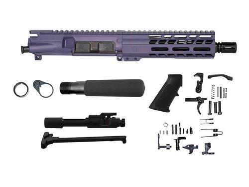 Ghost Firearms Pistol Build Kit - Purple