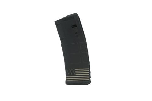 Laser Engraved AR-15 Magpul PMAG - Battle Flag