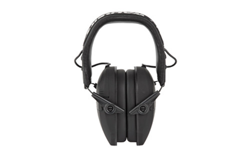 WALKER RAZOR SLIM ELECTRONIC EARMUFF - BLACK