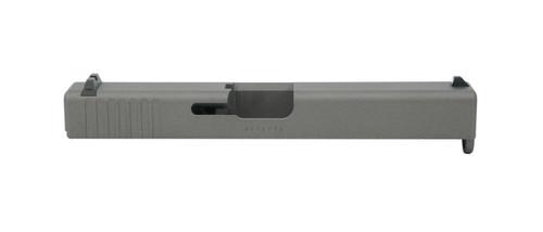 Glock 17 Gen 3 Slide - Tungsten Gray Cerakote