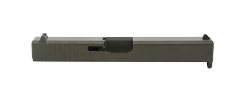 Magpul OD Green Glock 19 Slide with Factory Sights