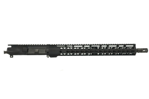 "16"" .300 Blackout Upper Receiver with 15"" Key Mod Rail"
