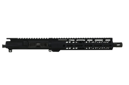 """10.5"""" .300 Blackout Upper Receiver with 10"""" MLOK Hand Guard"""