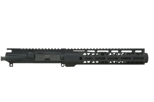 """7.5"""" 5.56 NATO FLASH CAN UPPER RECEIVER WITH 10"""" MLOK HAND GUARD"""