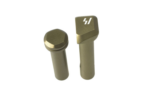 STRIKE INDUSTRIES ULTRA LIGHT PIVOT / TAKEDOWN PINS - FDE