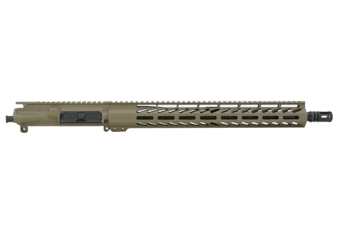 """ALWAYS ARMED 16"""" 5.56 NATO UPPER RECEIVER - MAGPUL FDE"""