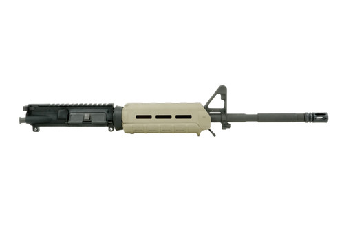 """GHOST FIREARMS 16"""" 5.56 FRONT SIGHT UPPER WITH BCG/CH - FDE"""