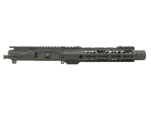 "GRID DEFENSE 7.5"" 9MM FLASH CAN UPPER RECEIVER"