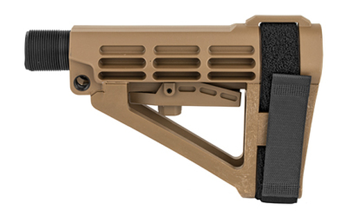 SBA4 Stabilizing Pistol Brace - Flat Dark Earth