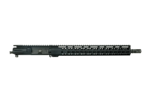 "16"" 9MM Upper Receiver With 15"" Keymod Hand Guard"