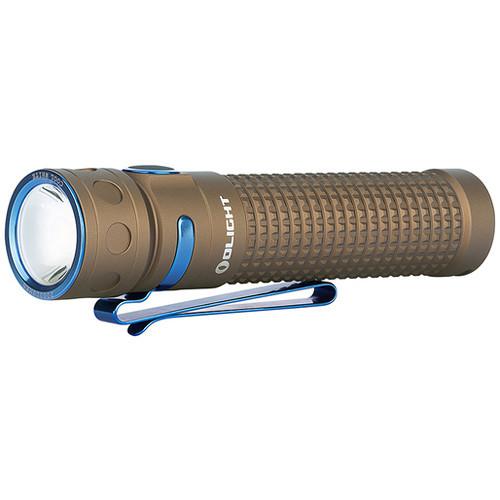 OLIGHT - Baton Pro Limited Edition Desert Tan