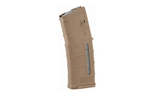 Magpul PMAG MOE 5.56 30RD Magazine with Window M3 - FDE