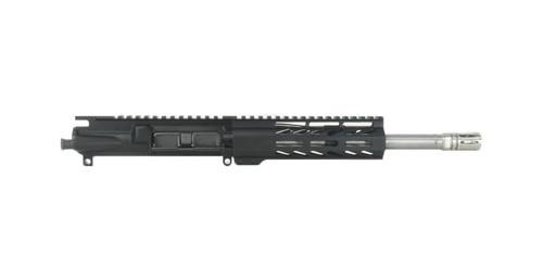 """Always Armed 10.5"""" .300 Blackout Upper Receiver with Stainless Steel Barrel and 7"""" M-Lok Hand Guard"""