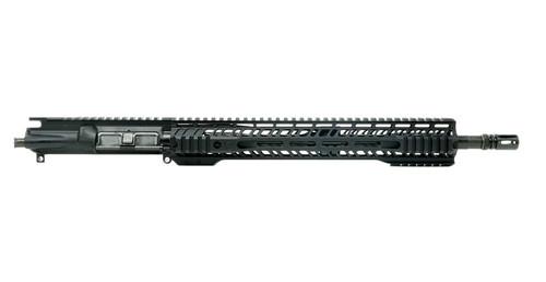 "Grid Defense 16"" 5.56 Quad Rail Upper Receiver - Black"