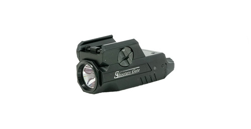 Shooter's Gate HML1 Pistol Tactical Flashlight - Black