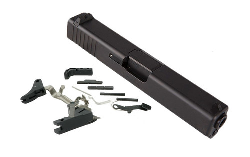 Glock 23 Gen 3 Compact .40 S&W Complete Slide and Frame Parts Kit