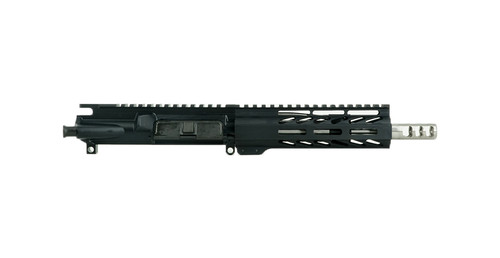 """ALWAYS ARMED 7.5"""" .300 BLACKOUT STAINLESS STEEL UPPER RECEIVER"""