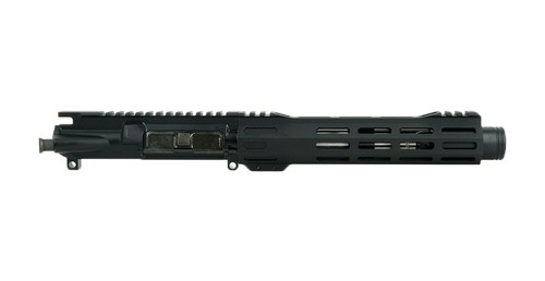 """Always Armed 7.5"""" Flash Can Upper Receiver with Stainless Steel Barrel 