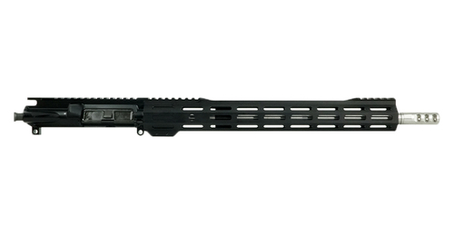 AR15 Upper Receiver with Stainless Steel Barrel and AXE Brake