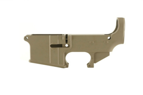 Magpul FDE 80% AR-15 Lower Receiver - Ghost Firearms
