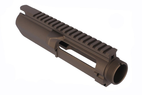 Ghost Firearms GF-10 Stripped Upper Receiver - Burnt Bronze