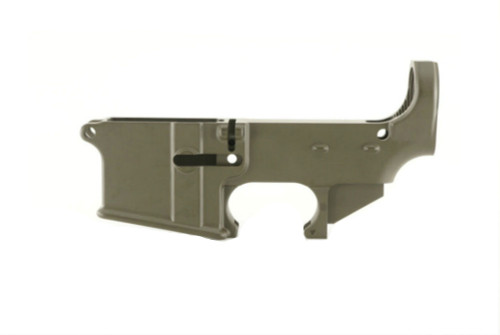 AR15 Magpul Olive Drab Green 80% Lower - Ghost Firearms