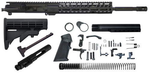 300 Blackout AR-15 Rifle Kit Build by Ghost Firearms